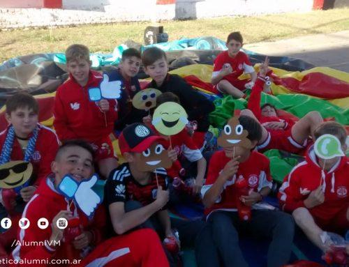 Se celebró el Día del Niño en el club